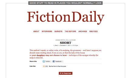 FictionDaily