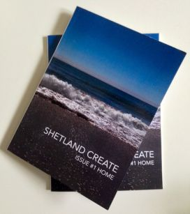 shetland create issue 1