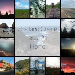 Shetland CreateIssueHome